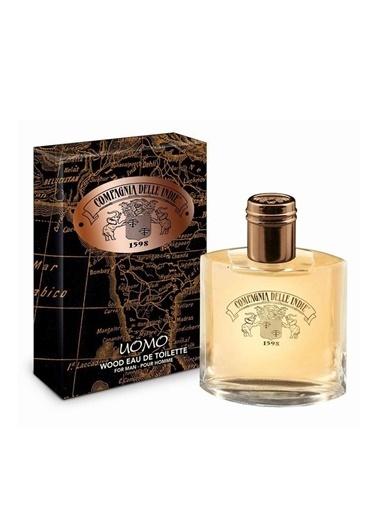 Compagnia Delle İndie Compagnia Delle indie 1598 Uomo Wood Edt 100Ml Kadin Parfüm Renksiz